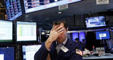 What's behind worldwide plunge in stocks?